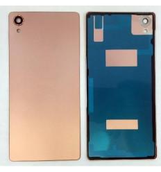 Sony Xperia X F5121 tapa bateria rosa
