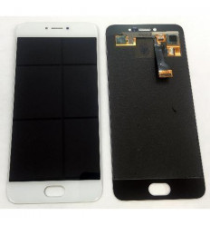 Meizu Pro 6 original display lcd with white touch screen