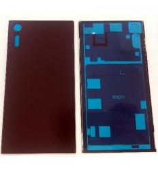Sony Xperia XZ F8331 F8332 tapa bateria negra