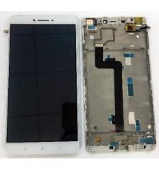 Xiaomi Mi Max pantalla lcd + tactil blanco + marco original