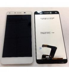 "Huawei Y5 II CUN-L01 , Y6 II Compact LYO-L21, Honor 5A 5"" pantalla lcd + tactil blanco original"