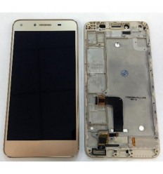 "Huawei Y5 II CUN-L01, Honor 5A 5"" original display lcd with gold touch screen with frame"