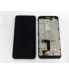 "Huawei Y5 II CUN-L01, Honor 5A 5"" pantalla lcd + tactil negro + marco original"