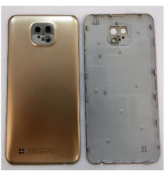 LG X Cam K580 tapa bateria dorada