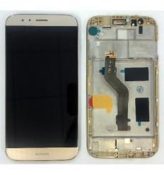 Huawei G8 maimang 4 D199, GX8 pantalla lcd + tactil dorado +