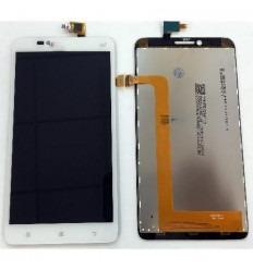 Lenovo A816 pantalla lcd + tactil blanco original