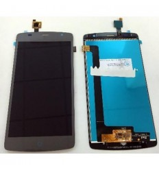 ZTE Blade L5 original display lcd with grey touch screen