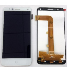 Alcatel pop 4 5051D original display lcd with white touch sc