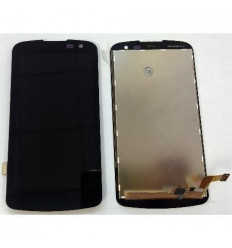 LG K3 K100 original display lcd with black touch screen