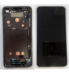 LG G6 H870 original display lcd with black touch screen with
