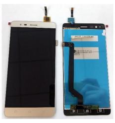 Lenovo K5 Note pantalla lcd + tactil dorado original