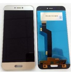 Xiaomi mi5c pantalla lcd + tactil dorado original
