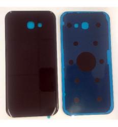 Samsung Galaxy A7 2017 A720 black battery cover