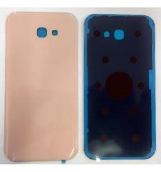 Samsung Galaxy A7 2017 A720 tapa bateria rosa