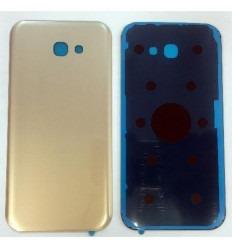 Samsung Galaxy A7 2017 A720 tapa bateria dorada
