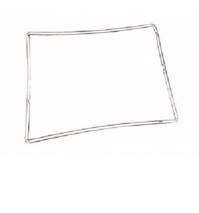 iPad 2 mid frame white