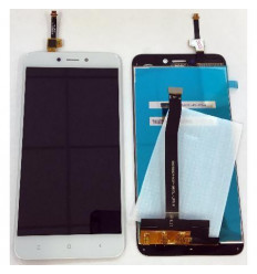Xiaomi Redmi 4X original display lcd with white touch screen