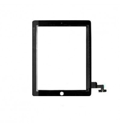 iPad 2 black touch screen
