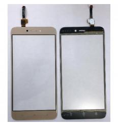 Xiaomi Redmi 4X tactil dorado original