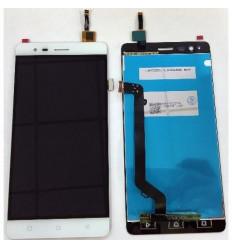 Lenovo K5 Note pantalla lcd + tactil blanco original