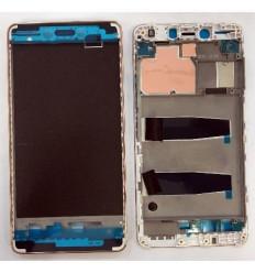 Lenovo K6 Note carcasa central dorada original