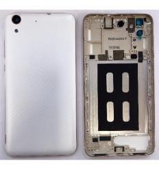 Huawei Y6 II , Honor 5A carcasa trasera + tapa dorada