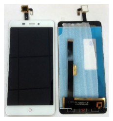 ZTE Nubia N1 NX541 original display lcd with white touch scr