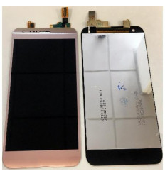 LG X Cam K580 pantalla lcd + tactil rosa original