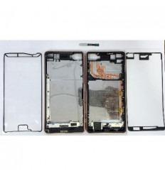 Sony Xperia X Performance F8131 F8132 carcasa frontal rosa o