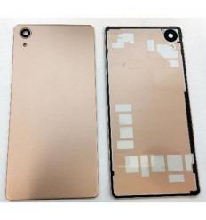 Sony Xperia X Performance F8131 F8132 tapa bateria rosa