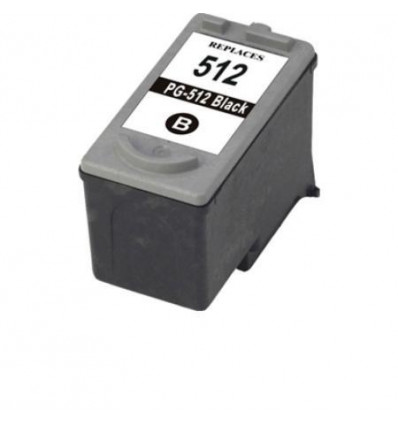 remanufactured cartridge Canon PG512