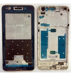 Huawei ascend Y6II carcasa frontal dorado original