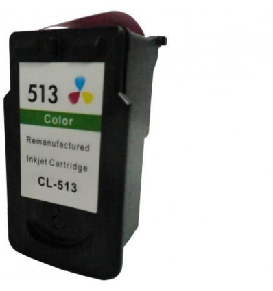 Remanufactured cartridge Canon CL513