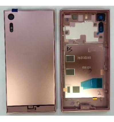 Sony Xperia XZ F8331 F8332 carcasa central + tapa batería ro