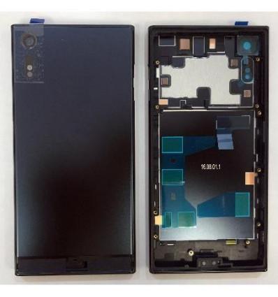 Sony Xperia XZ F8331 F8332 carcasa central + tapa batería az