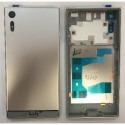 Sony Xperia XZ F8331 F8332 carcasa central + tapa batería bl