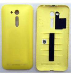 Asus Zenfone go ZC451TG tapa batería amarillo