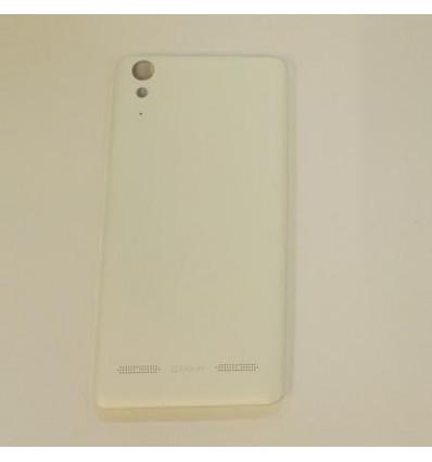 Lenovo k3 A6000 tapa trasera batería blanca