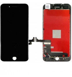 iPhone 7 compatible display lcd with black touch screen