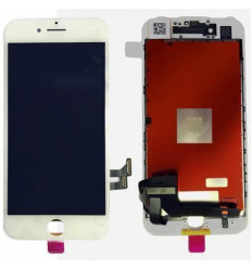 iPhone 7 compatible display lcd with white touch screen