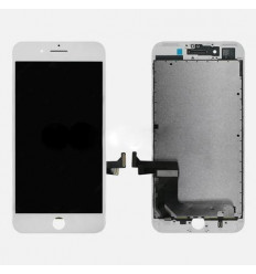 iPhone 7 plus compatible display lcd with white touch screen