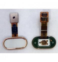 Meizu Meilan 5 M5 flex boton home dorado original