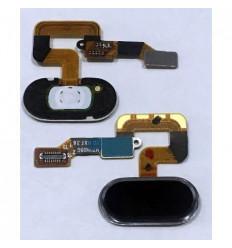 Meizu Meilan M3 Max flex boton home negro original