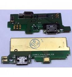 Alcatel OneTouch idol X plus 6043 OT6043 puerto de carga ori