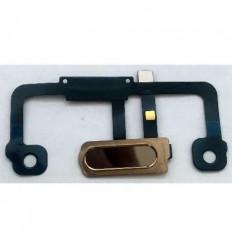 Huawei Mate 9 Pro flex boton home dorado original