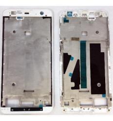 ZTE Blade V7 carcasa central blanca original