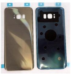 Samsung Galaxy S8 Plus G955F tapa bateria dorada