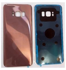 Samsung Galaxy S8 G950F tapa bateria rosa