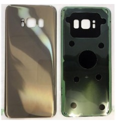 Samsung Galaxy S8 G950F tapa bateria dorada