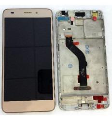 Huawei GT3 Honor 5c Honor 7 lite pantalla lcd + tactil dorad